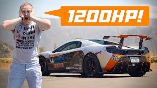 This 1200hp, Triple-Turbo McLaren Scares The Hell Out Of Me