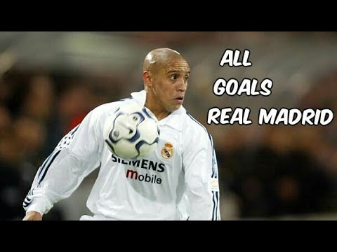 Download Roberto Carlos All 27 Goals for Real Madrid 1996-2006 HD