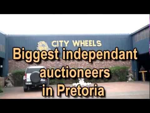 Car auctions pretoria