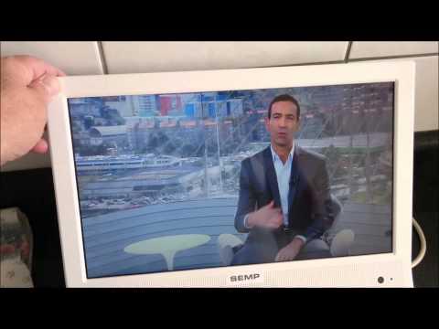 TV Semp Toshiba 14 - Smart - Com teste - vídeo DOMÉSTICO