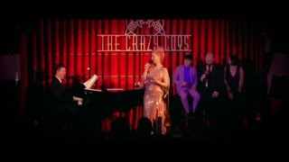 MEGLIO STASERA  performed by SUZI WOODS accompanied by MICHAEL ROULSTON at THE CRAZY COQS, LONDON