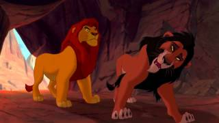 Lion King - Kralj Lavova - Mufasa and Scar (Serbian) HD