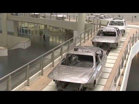 Automakers accelerate development