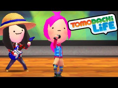Tomodachi Life 3DS Marceline & Bubblegum Song Adventure Time Gameplay Walkthrough PART 22 Nintendo