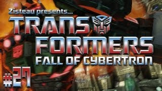 Transformer Fall of Cybertron Campaign Part 27 (Z545)