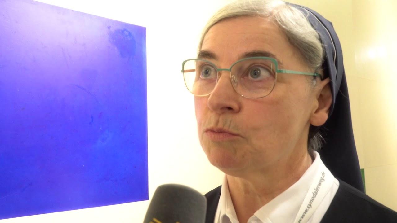 Der Synodale Weg: Video-Statement Sr. Nicola Maria Schmitt