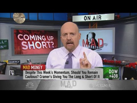 Jim Cramer: How short sellers are fueling the stock market rally