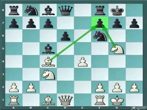 Most Attacking Chess Game-5 (Danish Gambit)