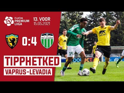 Parnu JK Vaprus Levadia Tallinn Goals And Highlights