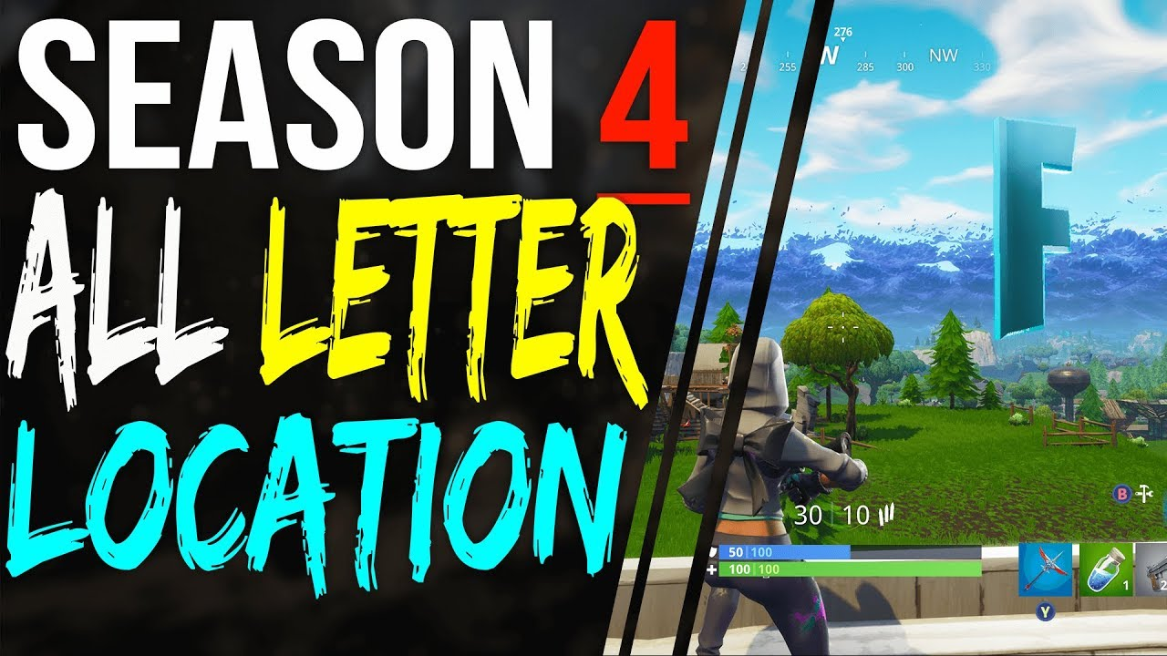 search fortnite letters locations f o r t n i t e all letters
