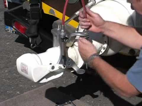 Berkeley Jet Nozzle Removal