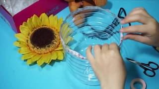 3 DIY Creative Ways to Reuse / Recycle Plastic Bottles part 1