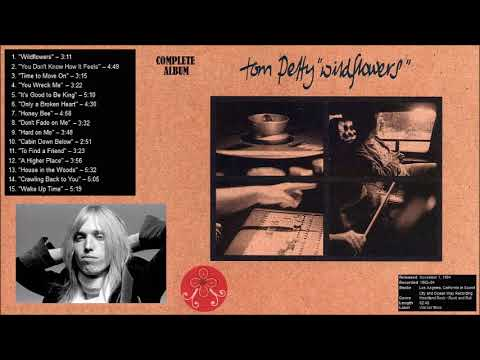 Tom Petty - Wildflowers (Complete Album)