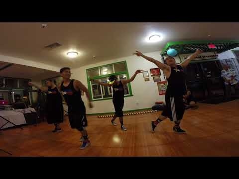 Hip Hop and Modern Tinikling Go Pro