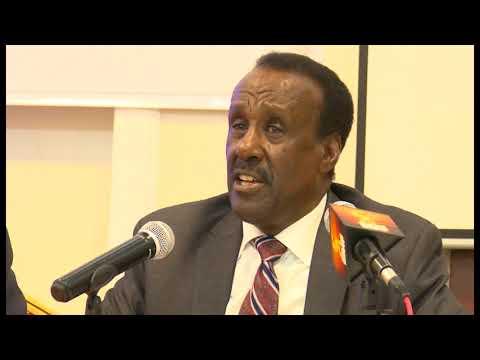 ESAT Special Program Major Dawit WoldeGiorgis Speech On The 7th Vision Ethiopia Conference Dec 2018