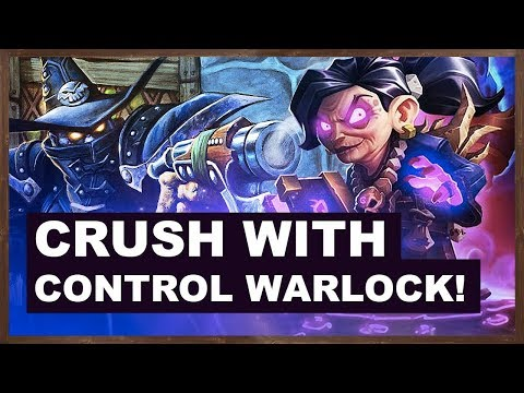 Crush With Control Warlock! | The Boomsday Project | Hearthstone