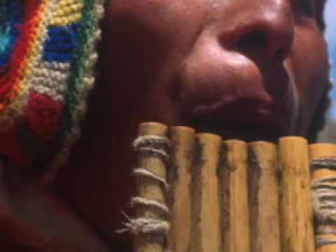 """CHACALTAYA""BOLIVIA, INCA TAKI (música andina- Zampoñas) aut:CESAR ESPADA)"