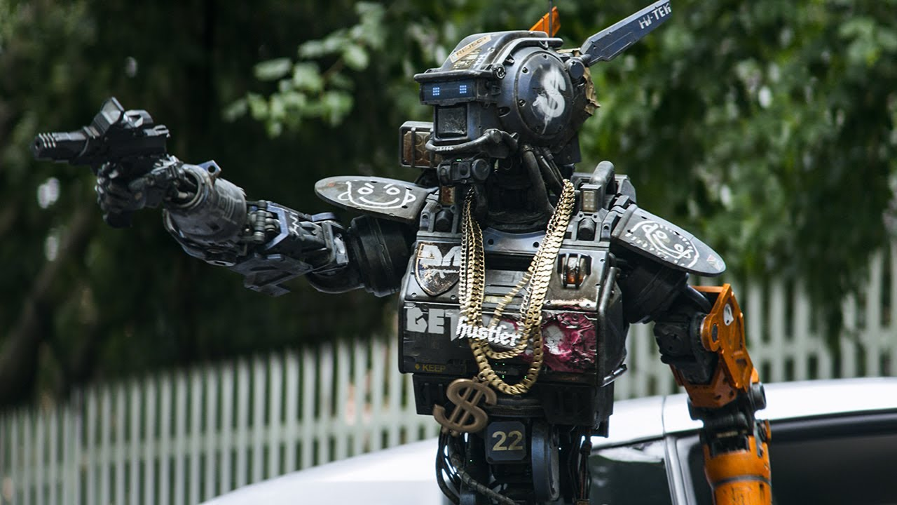 робот по имени чаппи фото чаппи