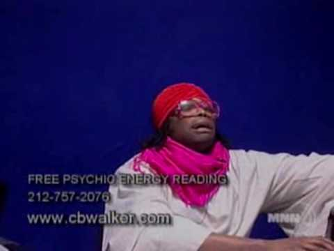 Psychic CB Walker's True Identity