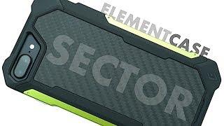 ELEMENT CASE - SECTOR for iPhone 7 Plus/8 Plus - Finest case ever