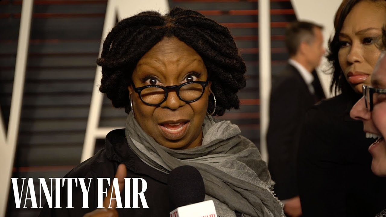 Celebrities Dramatically Recite Kanye Tweets at the Vanity Fair Oscar Party