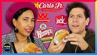 Latinos Try Fast Food For The First Time