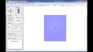 Урок №5  Укладка плитки вертикальными рядами