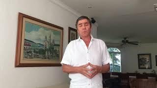 Mensaje #FelizCumpleañosElInformador del ingeniero y consultor Luis José Londoño Arango