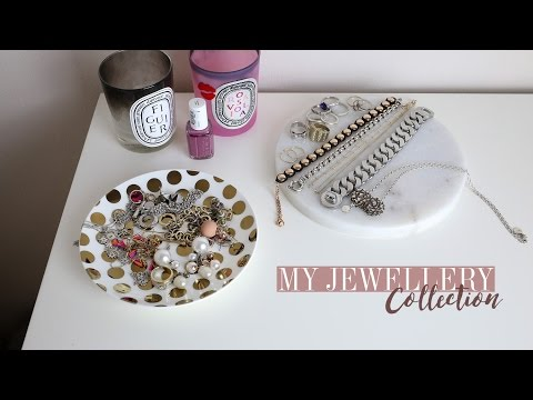 My Jewellery Collection, Organisation & Storage 2016 | Mademoiselle