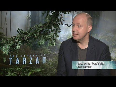 The Legend of Tarzan: Director David Yates