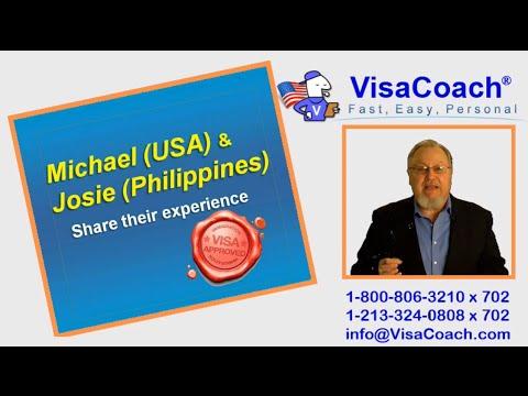 K1 Fiance Visa Manila Consulate Interview Experience Gen 77