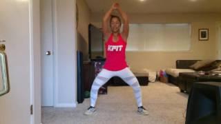 KFIT Dance Fitness: Boom Boom Jump by Lil Rick