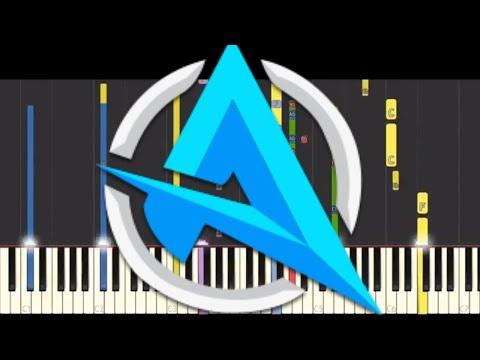 IMPOSSIBLE REMIX   AliA Intro Theme Song  Piano