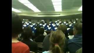 """McCluer North Spring Choral Concert """"Benedicamus Domino"""""""