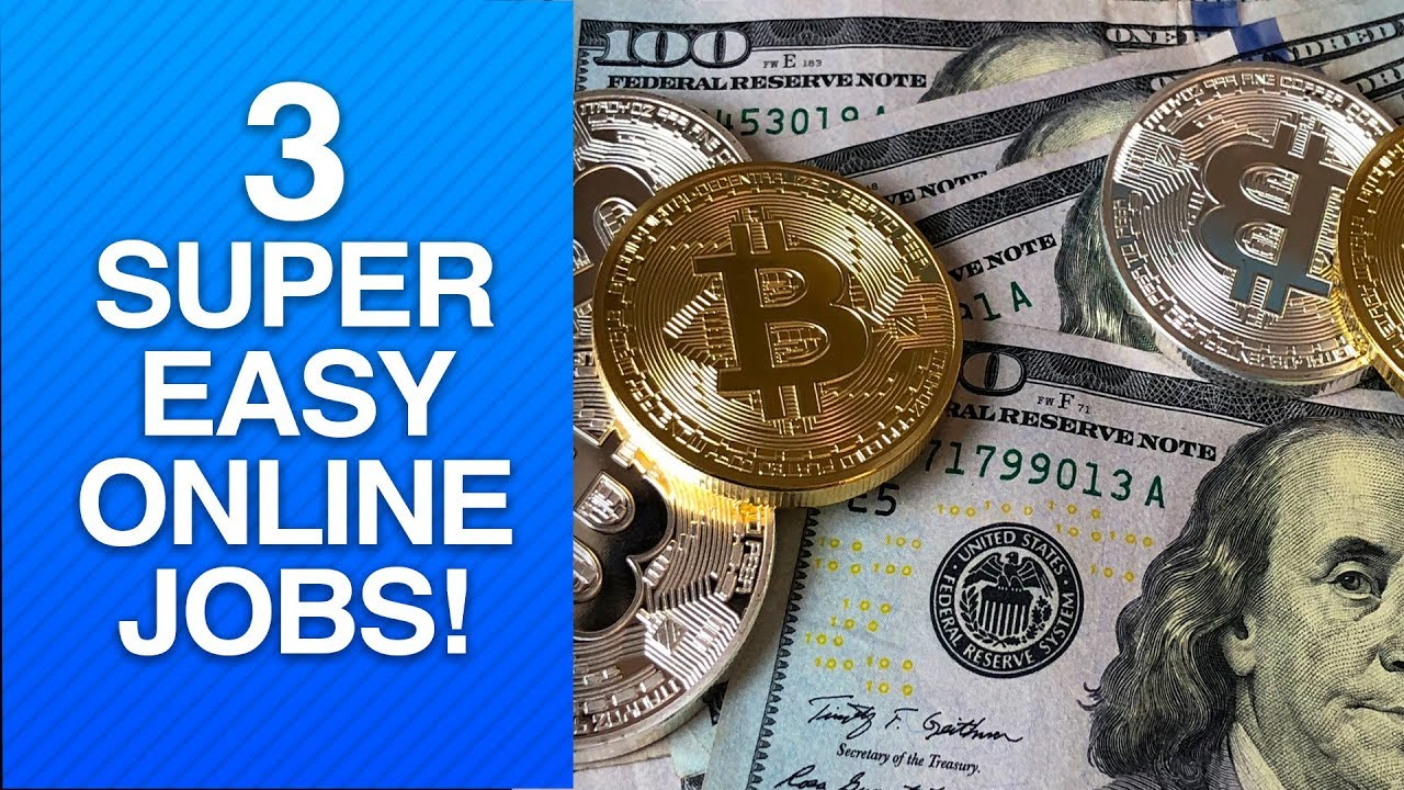 Online jobs that pay in cryptocurrency