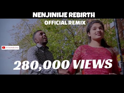 Nenjinile Reborn - Chris G ft MC Sai || Remix By Dj Revvy