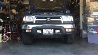 How to install LED headlights - 4runner
