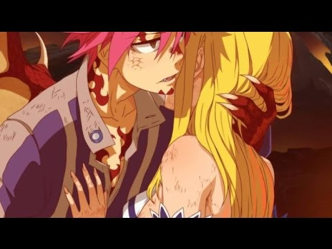 END Natsu Awakening Lucy Kiss Fairy Tail Chapter 500 503 A Love Story