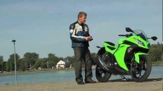 Essai Kawasaki Ninja 300 2013 : Une petite cylindrée pas triste !