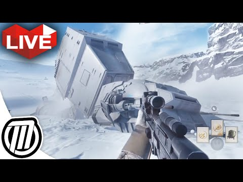 Star Wars Battlefront 3 Gameplay: BEST GRAPHICS EVER! - Multiplayer Beta LIVE Stream 1080p