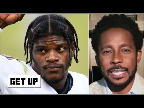 'Lamar Jackson is experiencing that MVP curse' - Desmond Howard | Get Up