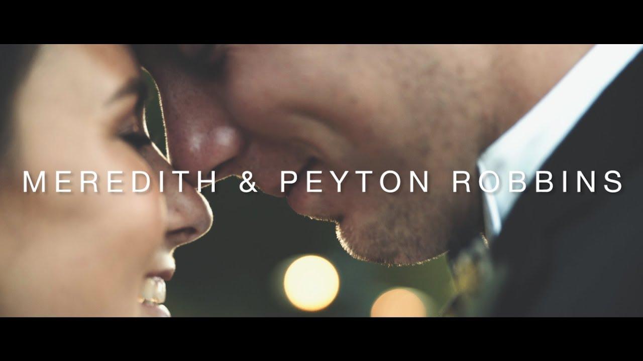Phim cưới đầy xúc động của Meredith & Peyton's - PC46