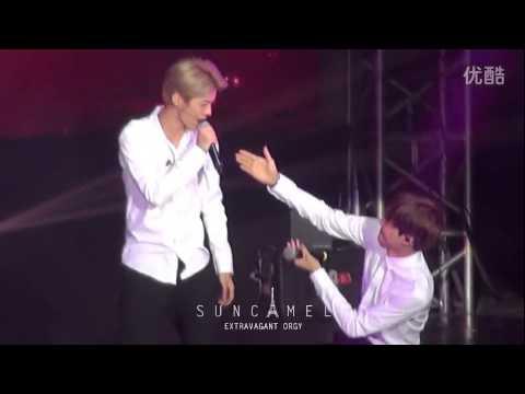 [Fancam] 140817 EXO - Kailu @ Samsung Galaxy Music Festival in Nanjing