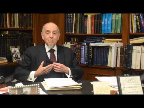 Rabbi Haskel Lookstein explains why he Celebrates Israel