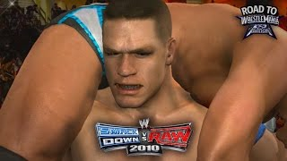 "WWE Smackdown vs Raw 2010 - ""THE CHAMP IS HERE!!"" (Road To WrestleMania Ep 1)"