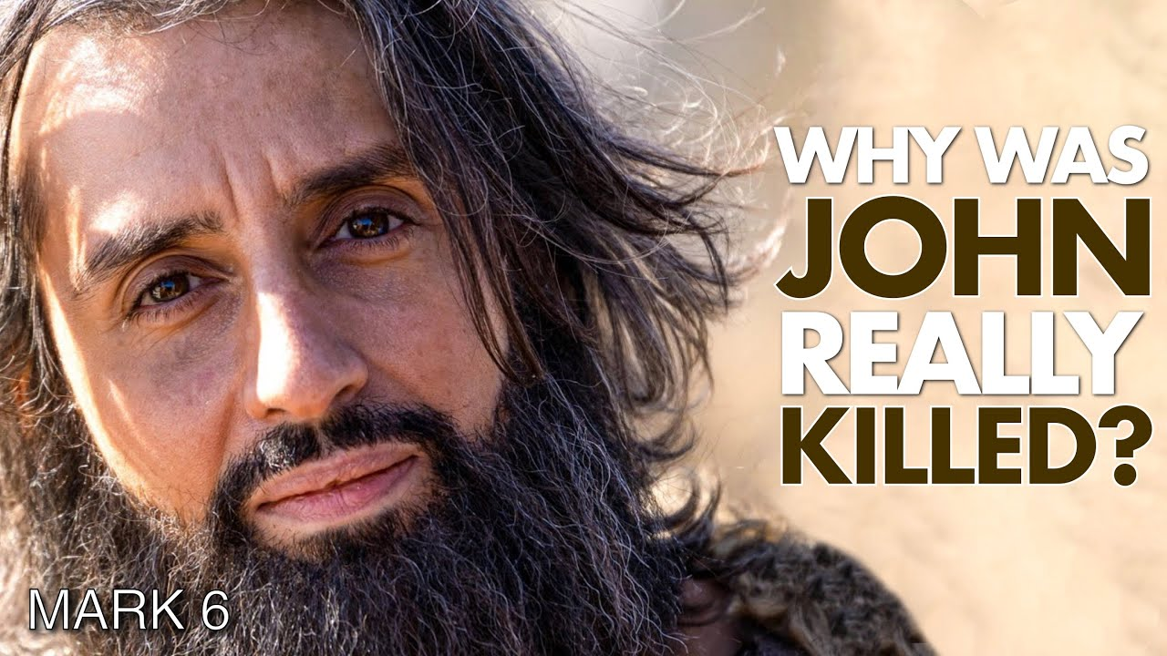 Download The REAL Reason John the Baptist Was Killed  - Mark 6  [Beyond the Words]