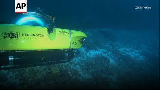 Indian Ocean mission makes historic broadcast