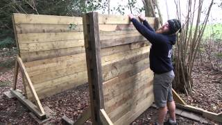 How to climb a wall at an obstacle course race
