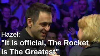 Ronnie O'Sullivan | Counter Attacks & Preamble of the Final | UK 2018