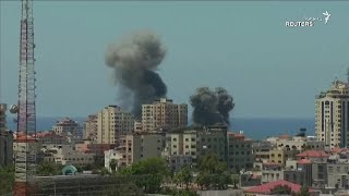 ادامه درگیری?ها بین اسرائیل و شبه نظامیان فلسطینی
